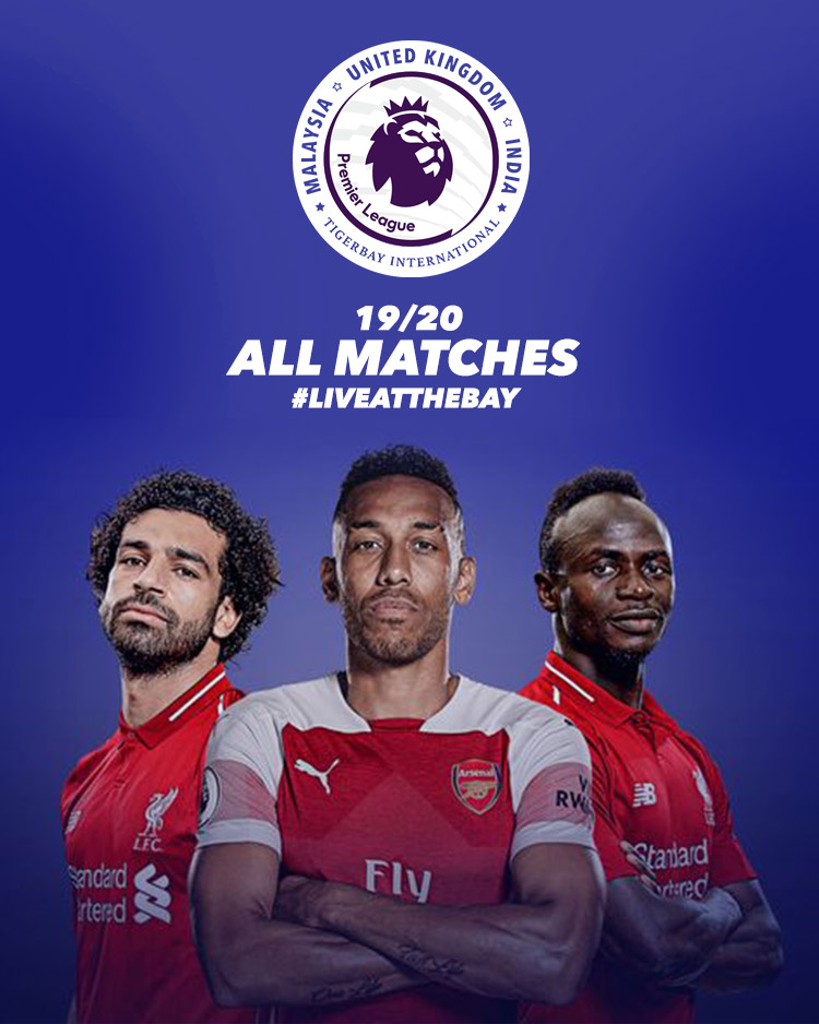 Watch Live Premier League 19/20 in West London