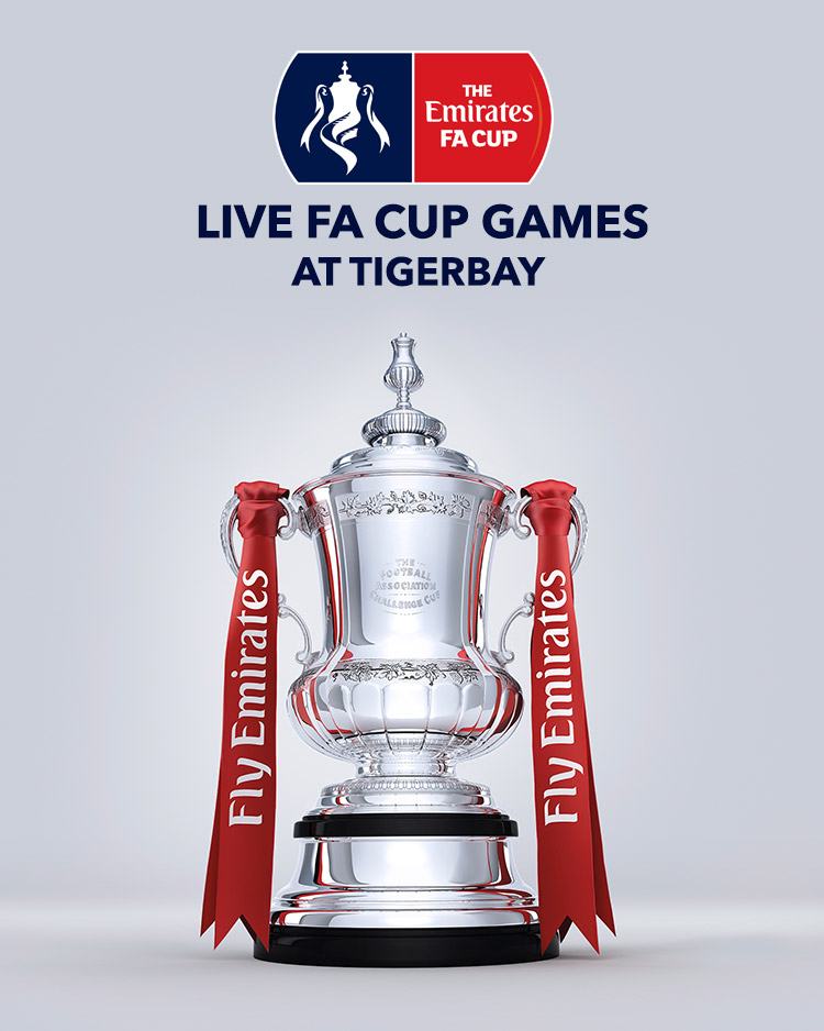Watch Live FA CUP 2019 in West London